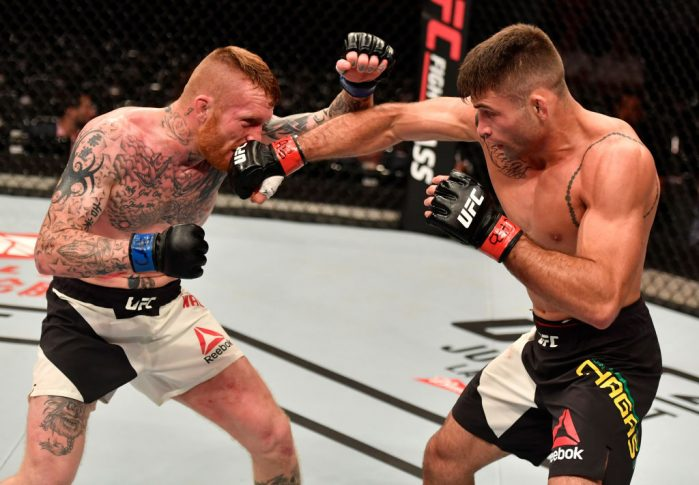 UFC 212:ルアン・シャーガス vs. ジム・ウォールヘッド【ブラジル・リオデジャネイロ/2017年6月3日(Photo by Jeff Bottari/Zuffa LLC/Zuffa LLC via Getty Images)】