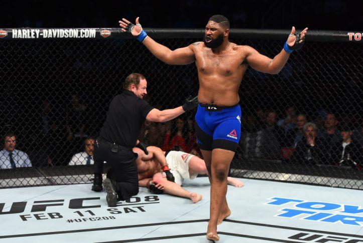 UFCファイトナイト・ヒューストン:アダム・ミルステッド vs. カーティス・ブレイズ【アメリカ・テキサス州ヒューストン/2017年2月4日(Photo by Jeff Bottari/Zuffa LLC/Zuffa LLC via Getty Images)】