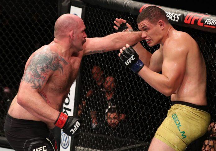 UFCファイトナイト・ベレン:ティモシー・ジョンソン vs. マルセロ・ゴルム【ブラジル・ベレン/2018年2月3日(Photo by Buda Mendes/Zuffa LLC/Zuffa LLC via Getty Images)】