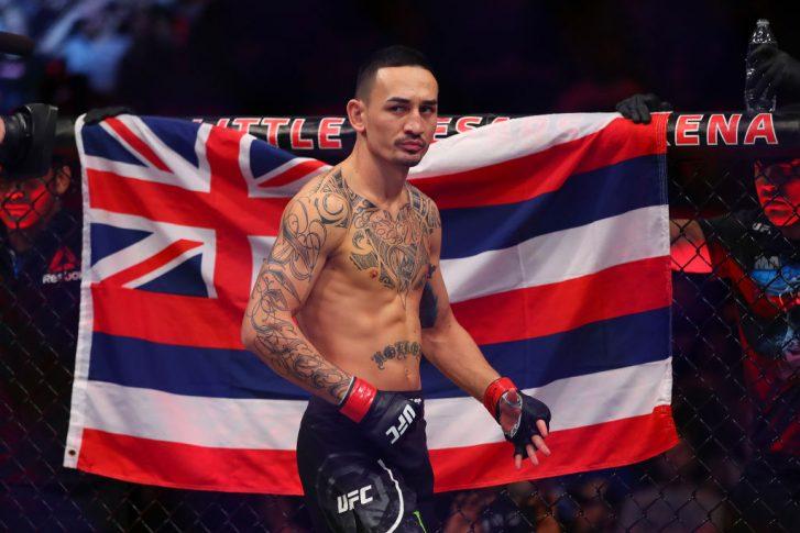 UFC 218:マックス・ホロウェイ vs. ジョゼ・アルド【Photo by Gregory Shamus/Getty Images】