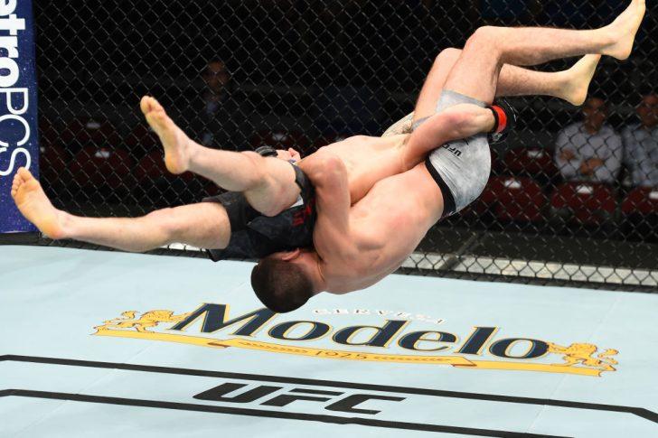 UFCファイトナイト・ユーティカ:ジャレッド・ブルックス vs. ホセ・トーレス【アメリカ・ニューヨーク州ユーティカ/2018年6月1日(Photo by Josh Hedges/Zuffa LLC/Zuffa LLC via Getty Images)】