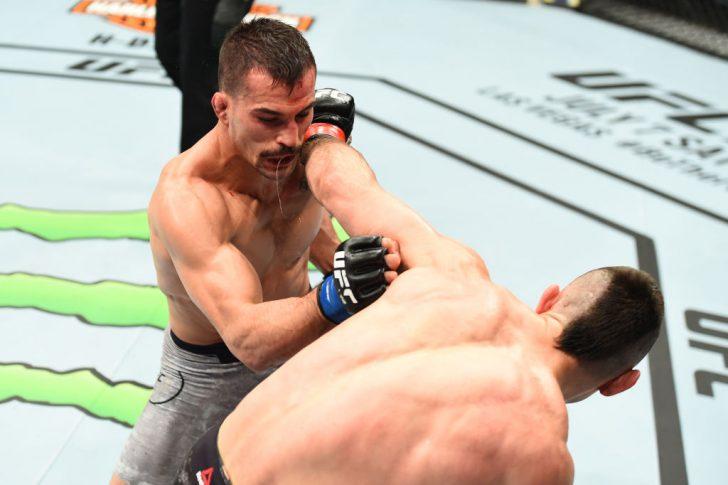 UFC 225:リカルド・ラマス vs. ミアサド・ベクティック【アメリカ・イリノイ州シカゴ/2018年6月9日(Photo by Josh Hedges/Zuffa LLC/Zuffa LLC via Getty Images)】
