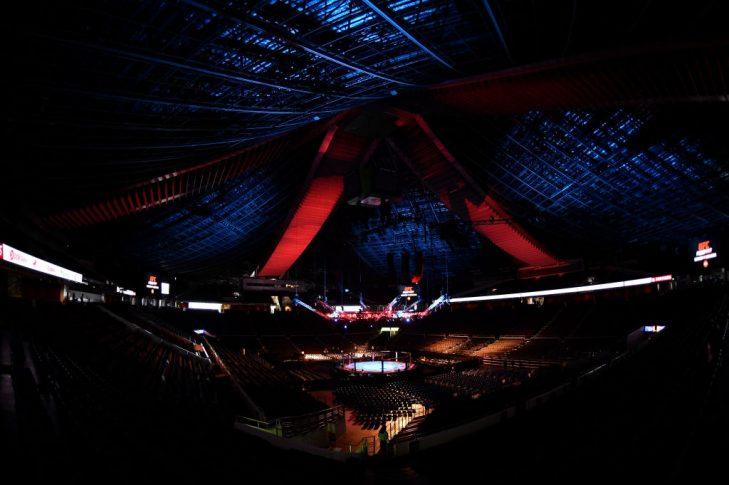 UFCファイトナイト・シンガポール:インドア・スタジアム【シンガポール・シンガポール/2018年6月23日(Photo by Jeff Bottari/Zuffa LLC/Zuffa LLC via Getty Images)】