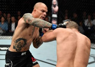 ヴィトー・ミランダ vs. アブー・アツァイター | UFC JAPAN