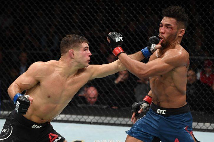 UFCファイトナイト・ミルウォーキー:ケビン・リー vs. アル・アイアキンタ【アメリカ・ウィスコンシン州ミルウォーキー/2018年12月15日(Photo by Jeff Bottari/Zuffa LLC/Zuffa LLC via Getty Images)】