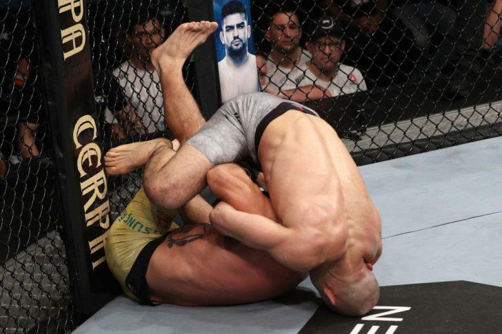UFCファイトナイト・フォルタレザ:ハファエル・アスンソン vs. マルロン・モラエス【ブラジル・フォルタレザ/2019年2月2日(Photo by Buda Mendes/Zuffa LLC/Zuffa LLC via Getty Images)】