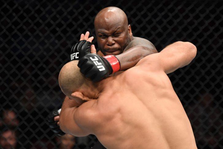 UFCファイトナイト・ウィチタ:デリック・ルイス vs. ジュニオール・ドス・サントス【アメリカ・カンザス州ウィチタ/2019年3月9日(Photo by Josh Hedges/Zuffa LLC/Zuffa LLC via Getty Images)】