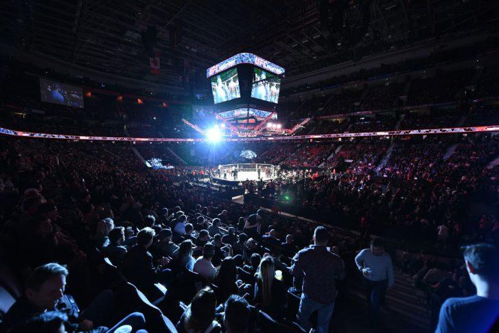 UFCファイトナイト・オタワ【カナダ・オンタリオ州オタワ/2019年5月4日(Photo by Jeff Bottari/Zuffa LLC/Zuffa LLC via Getty Images)】