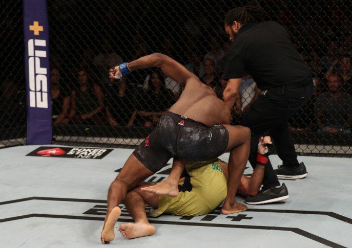 UFC 237:アントニオ・ホジェリオ・ノゲイラ vs. ライアン・スパン【ブラジル バーハ・ダ・チジュカ/2019年5月11日(Photo by Buda Mendes/Zuffa LLC/Zuffa LLC via Getty Images)】
