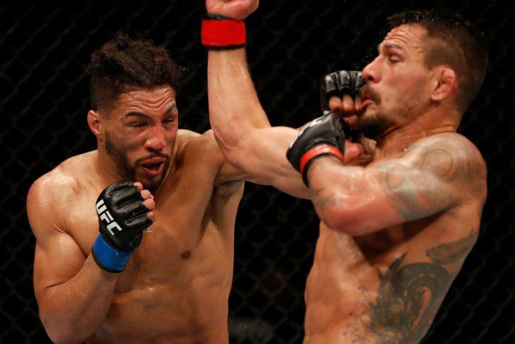 UFCファイトナイト・ロチェスター:ハファエル・ドス・アンジョス vs. ケビン・リー【アメリカ・ニューヨーク州ロチェスター/2019年5月18日(Photo by Michael Owens/Zuffa LLC/Zuffa LLC via Getty Images)】