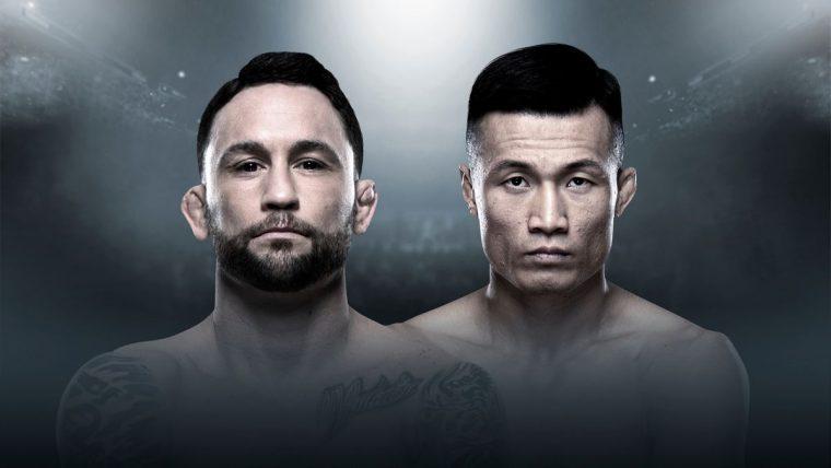 UFCファイトナイト釜山:フランキー・エドガー vs. ジョン・チャンソン