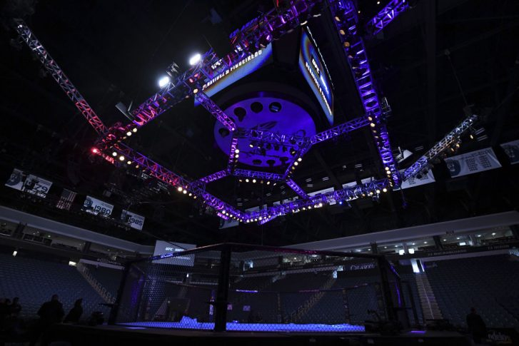 UFCファイトナイト・ノーフォーク:オクタゴン【アメリカ・バージニア州ノーフォーク/2020年2月29日(Photo by Josh Hedges/Zuffa LLC via Getty Images)】