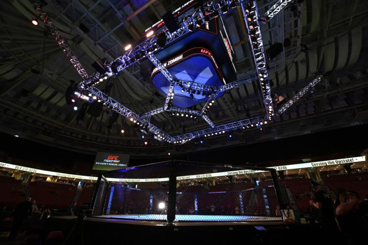 UFCファイトナイト・グリーンビル【アメリカ・サウスカロライナ州グリーンビル/2019年6月22日(Photo by Josh Hedges/Zuffa LLC/Zuffa LLC via Getty Images)】
