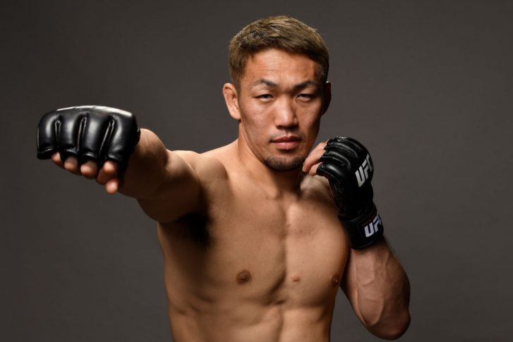 佐藤天   UFC JAPAN