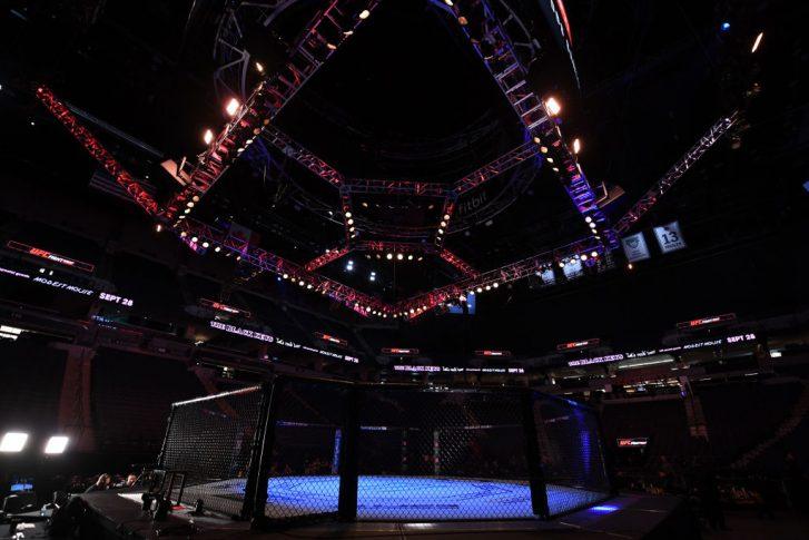 UFCファイトナイト・ミネアポリス:オクタゴン【アメリカ・ミネソタ州ミネアポリス/2019年6月29日(Photo by Josh Hedges/Zuffa LLC/Zuffa LLC via Getty Images)】