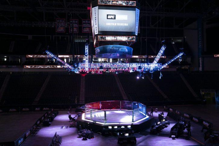 UFCファイトナイト・ジャクソンビル【UFC】