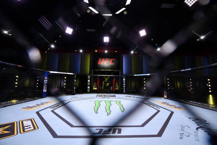 UFCファイトナイト・ラスベガス:オクタゴン【アメリカ・ネバダ州ラスベガス/2020年5月30日(Photo by Jeff Bottari/Zuffa LLC)】