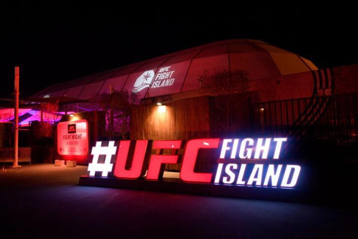 UFC 251:UFCファイトアイランド【アラブ首長国連邦・アブダビ/2020年7月12日(Photo by Jeff Bottari/Zuffa LLC)】