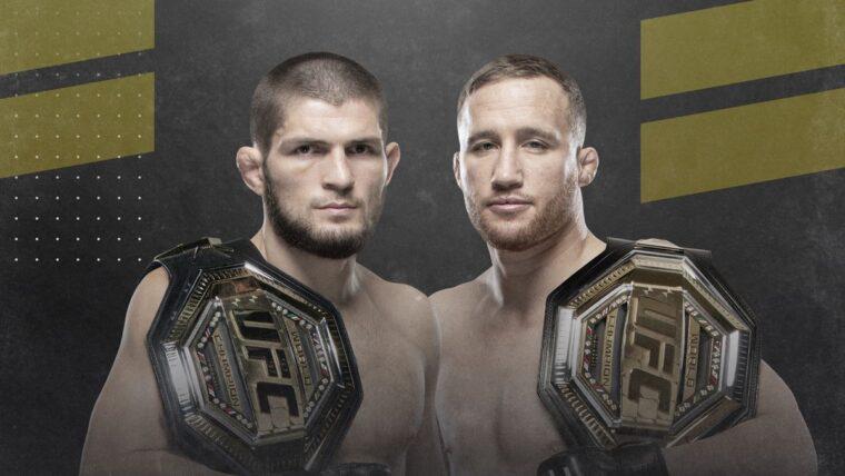 ハビブ・ヌルマゴメドフ対ジャスティン・ゲイジー【UFC】