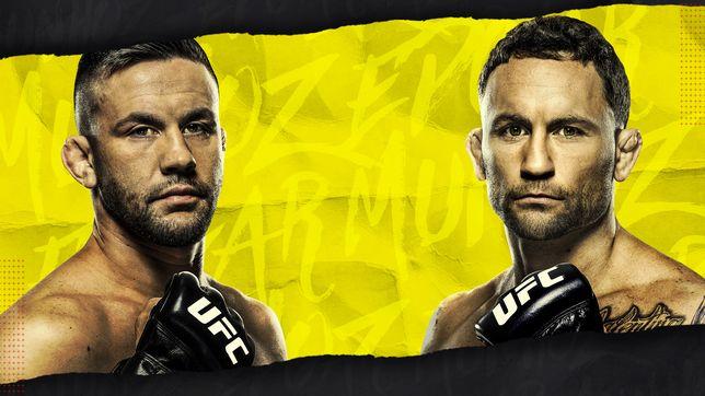 UFCファイトナイト・ラスベガス7:ムニョス vs. エドガー