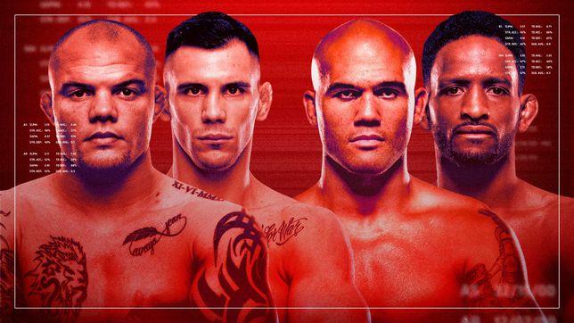 UFCファイトナイト・ラスベガス8:スミス vs. ラキッチ