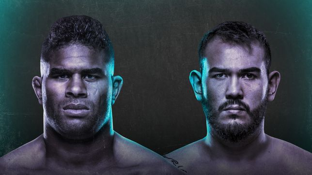UFCファイトナイト・ラスベガス9:オーフレイム vs. サカイ