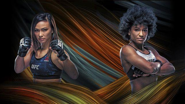 UFCファイトナイト・ラスベガス10:ウォーターソン vs. ヒル