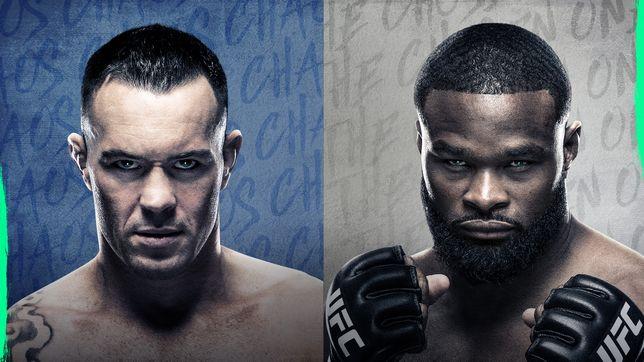 UFCファイトナイト・ラスベガス11:コビントン vs. ウッドリー