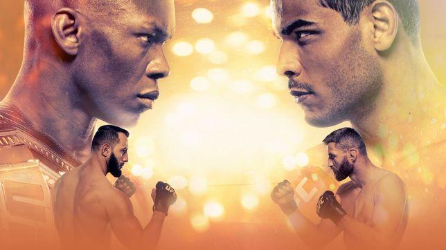 UFC 253:アデサニヤ vs. コスタ