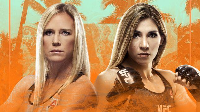 UFCファイトナイト・ファイトアイランド4:ホルム vs. アルダナ