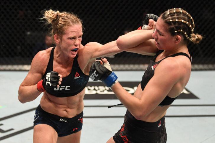 UFCファイトナイト・ファイトアイランド4:ホリー・ホルム vs. アイリーン・アルダナ【アラブ首長国連邦・アブダビ/2020年10月4日(Photo by Josh Hedges/Zuffa LLC)】