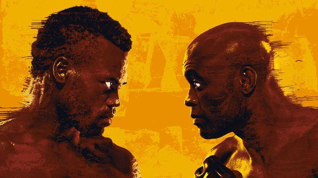 UFCファイトナイト・ラスベガス12:ホール vs. シウバ