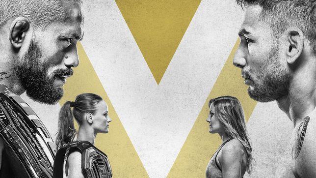 UFC 255:フィゲイレード vs. ペレス