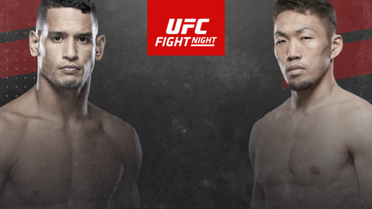 UFCファイトナイト・ラスベガス15:ミゲル・バエザ vs. 佐藤天【UFC】