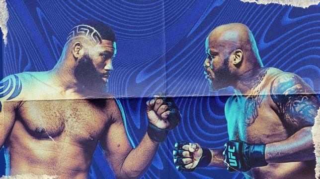 UFCファイトナイト・ラスベガス15:ブレイズ vs. ルイス