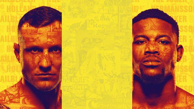 UFCファイトナイト・ラスベガス16:ハーマンソン vs. ホランド