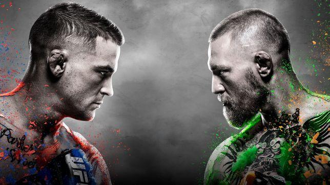 UFC 257:ポワリエ vs. マクレガー 2