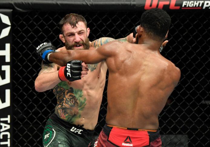 UFCファイトナイト・ファイトアイランド8:マイケル・キエーザ vs. ニール・マグニー【アラブ首長国連邦・アブダビ/2021年1月20日(Photo by Jeff Bottari/Zuffa LLC via Getty Images)】