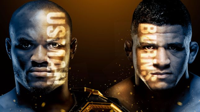 UFC 258:ウスマン vs. バーンズ