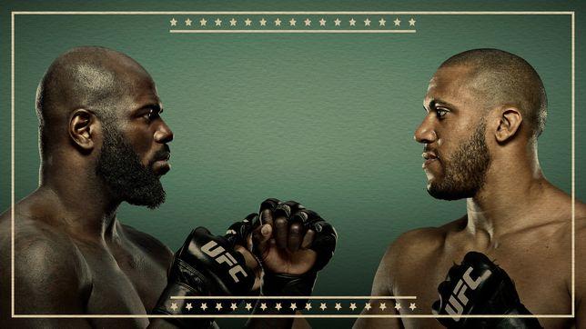 UFCファイトナイト・ラスベガス20:ホーゼンストライク vs. ガーヌ