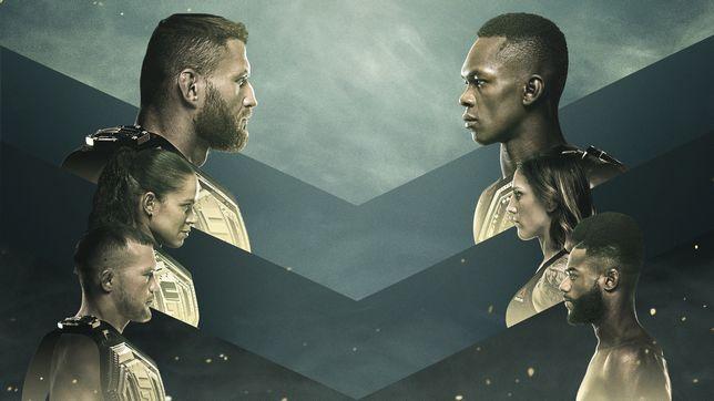 UFC 259:ブラホビッチ vs. アデサニヤ