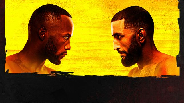 UFCファイトナイト・ラスベガス21:エドワーズ vs. ムハマッド