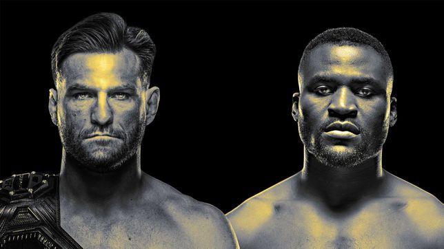 UFC 260:ミオシッチ vs. ガヌー2