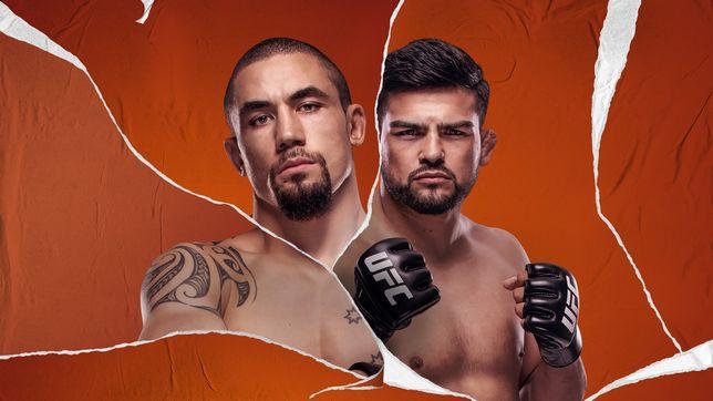 UFCファイトナイト・ラスベガス24:ウィテカー vs. ガステラム