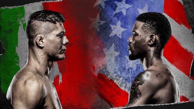 UFCファイトナイト・ラスベガス 23:ヴェットーリ vs. ホランド
