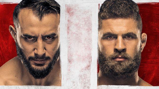UFCファイトナイト・ラスベガス25:レイエス vs. プロハースカ