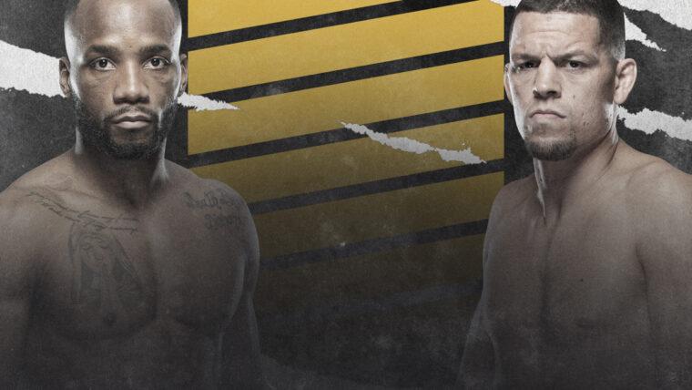 レオン・エドワーズ vs. ネイト・ディアス【UFC】