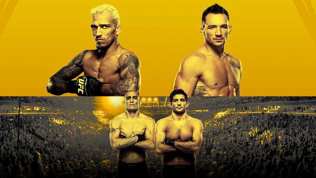 UFC 262:オリベイラ vs. チャンドラー