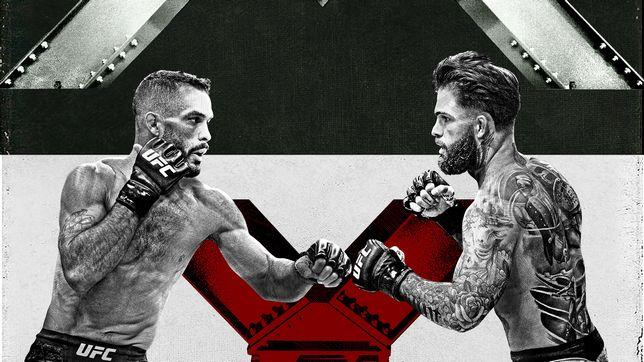 UFCファイトナイト・ラスベガス27:フォント vs. ガーブラント
