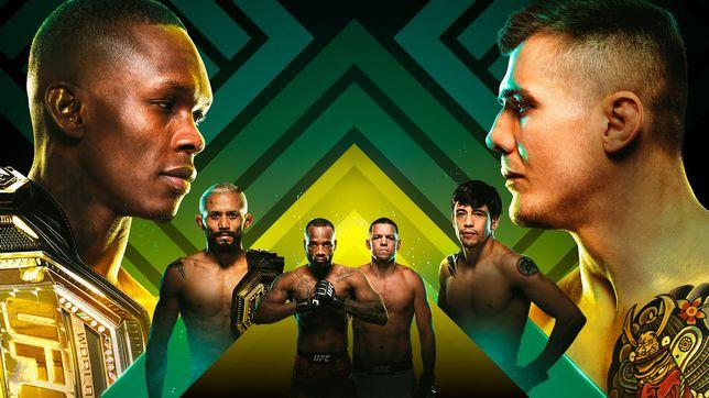 UFC 263:アデサニヤ vs. ヴェットーリ